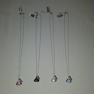 HERSHEY KISSES NECKLACES (4)